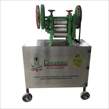 Sugarcane Crusher Diesel Type MS Roller