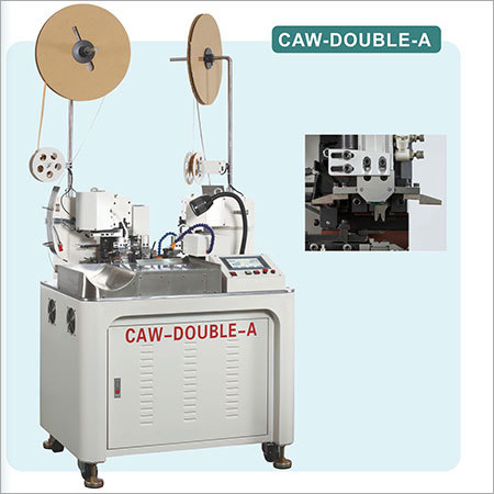 Fully Automatic Wire Cutting / Stripping & Crimping Machine
