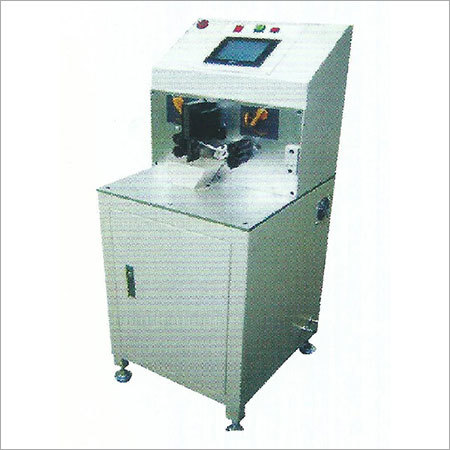 Fully Automatic Wire Stripping Machine