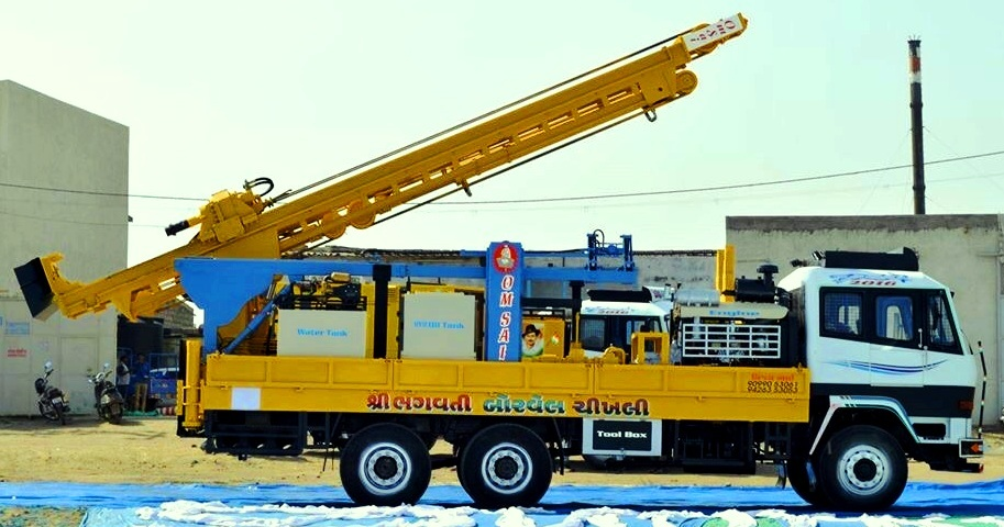 Bore Well Drilling Rig