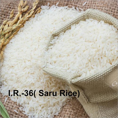 IR 36 Saru Rice