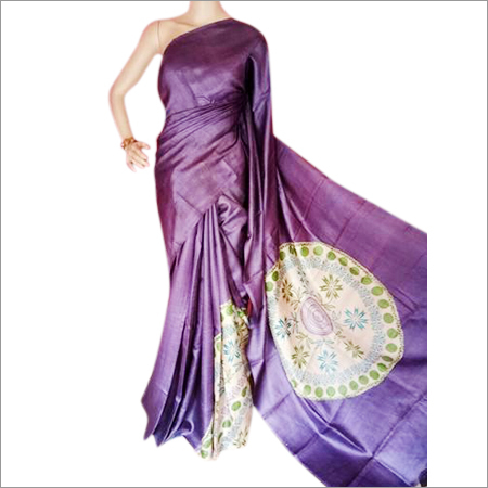 Ladies Tussar Silk Fancy Sarees