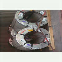 Steel Coil Container Lashing