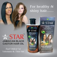 Jamaican Castor Hair Oil
