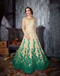 Heavy Bridal Anarkali 7001 B color catalog wholesale supplier