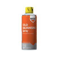 Rocol Cold Galvanising Spray for Industrial Use Packaging Type: Can