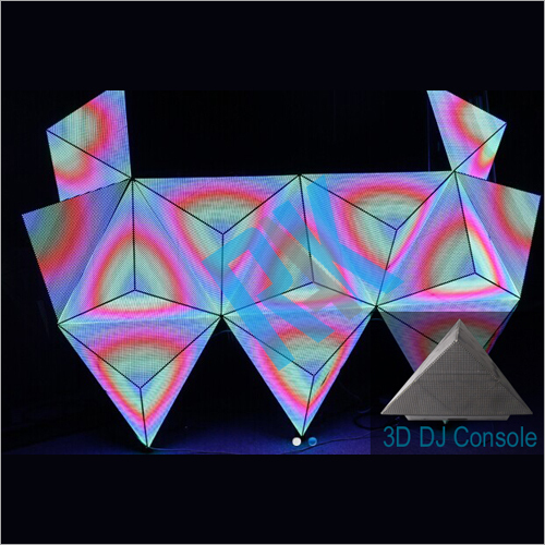 LED DJ Consoles