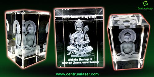Religious Hanuman Ji  Crystal Gifts