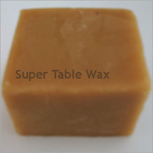 Wax & Wax products