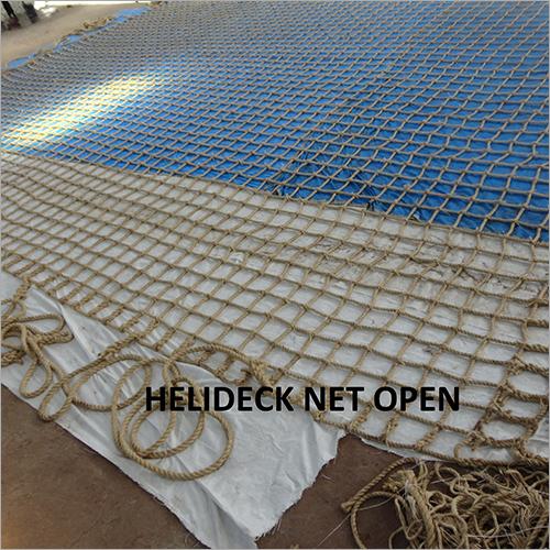Helideck Net Open