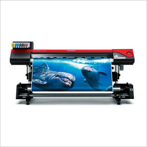 Roland RF 640A Printing Machine