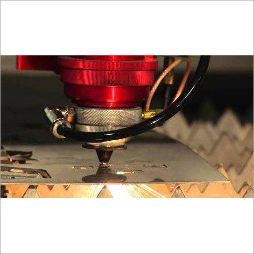 Laser Metal Cutting Machine