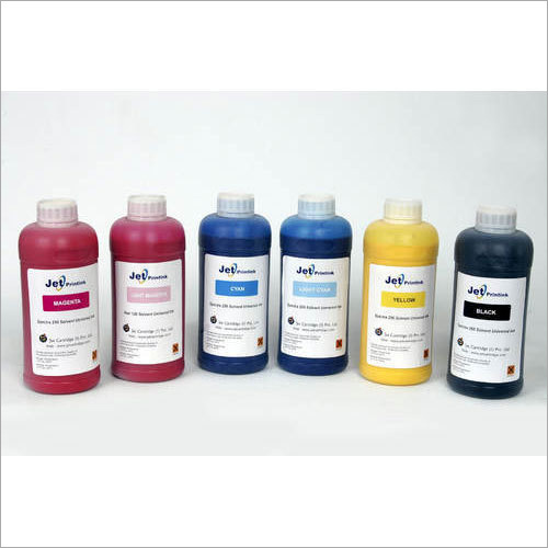 Eco Solvent Printers Inks Cartridge
