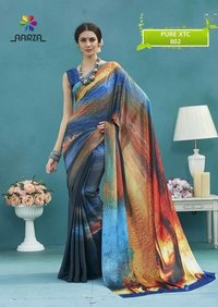 Ladies Printed Fashion Saree