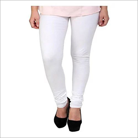 Ladies White Leggings