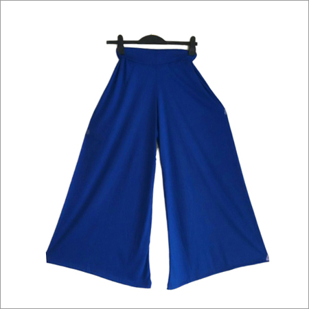 Ladies Blue Palazzo