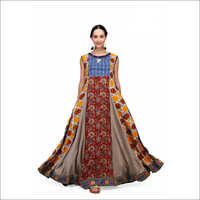 Ladies Long Anarkali Kurti