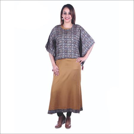Ladies Kaftan Style Fancy Kurti