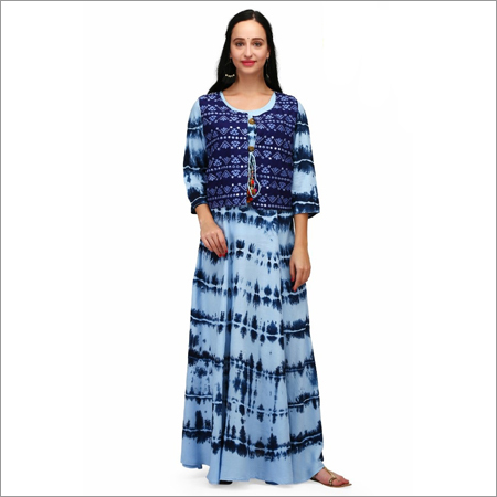 Ladies Long Jacket Kurti