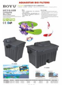 Aquasstar Bio Filters