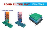 pond filter mat