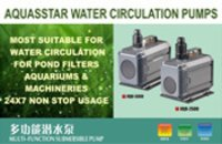 aquasstar water circulation pump