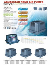 pond air pumps