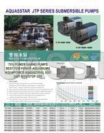 aquasstar JTP series submersible pumps