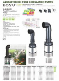 aquasstar pond circulation pumps