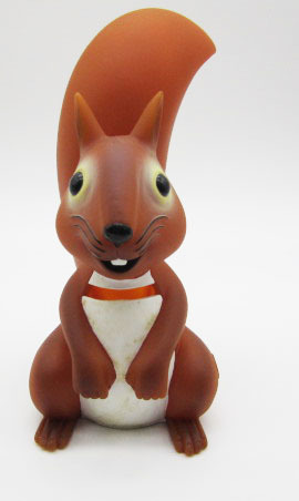 New Design Squirrel Coin Bank  For Sale