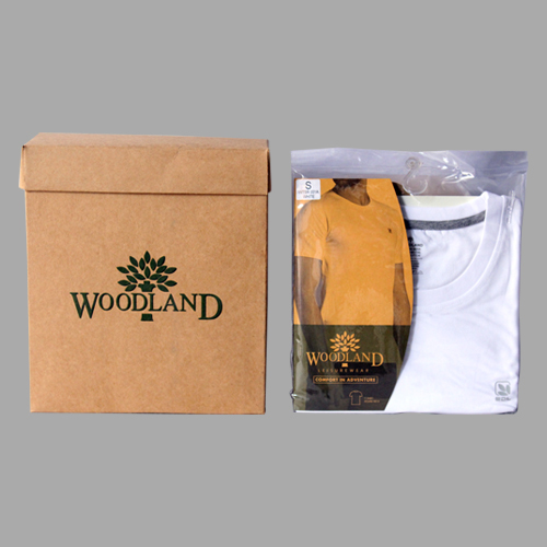 Mens Woodland Innerwear