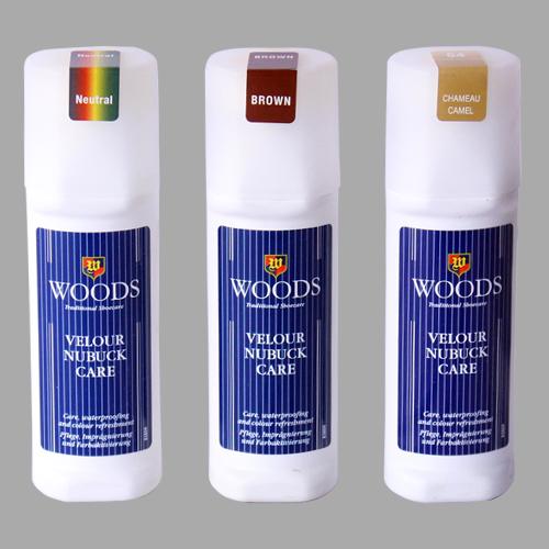 Wood Velour Nubuck Care
