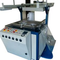 Semi Automatic Thermoforming Plate Making Machine