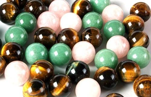 Multi Gemstones Balls