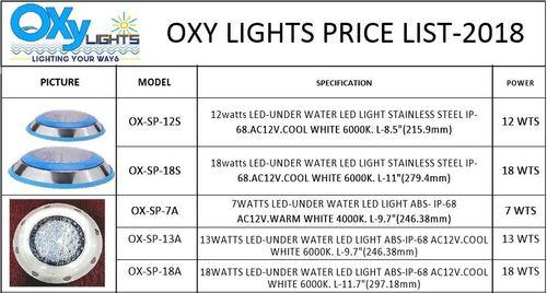 oxy lights