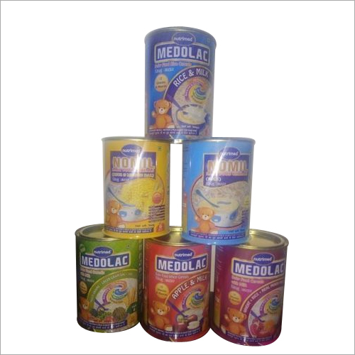 Baby Food Cans