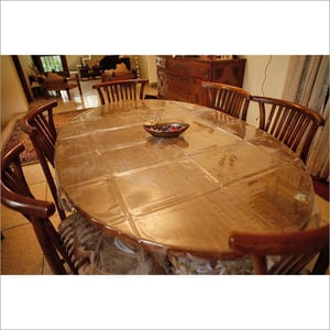 Clear Transparent Table Cover Cloth