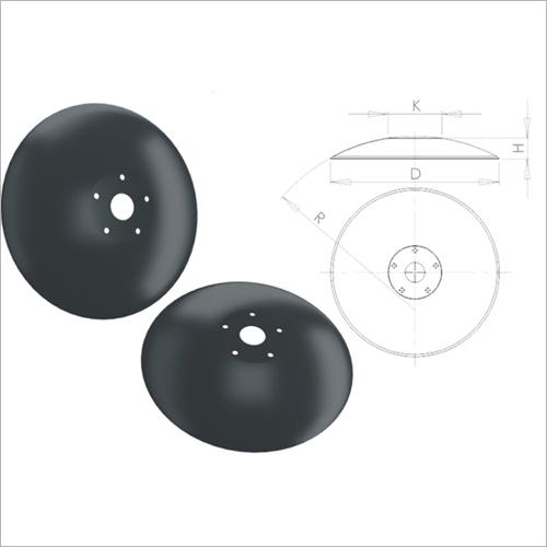 Center Flat Disc