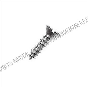 CSK Slotted Screws