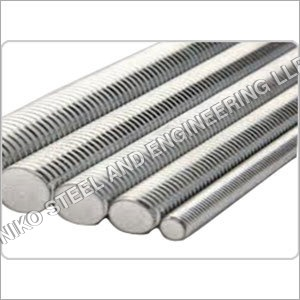 Stainless Steel Threaded Rods Manufacturer, Supplier & Exporter