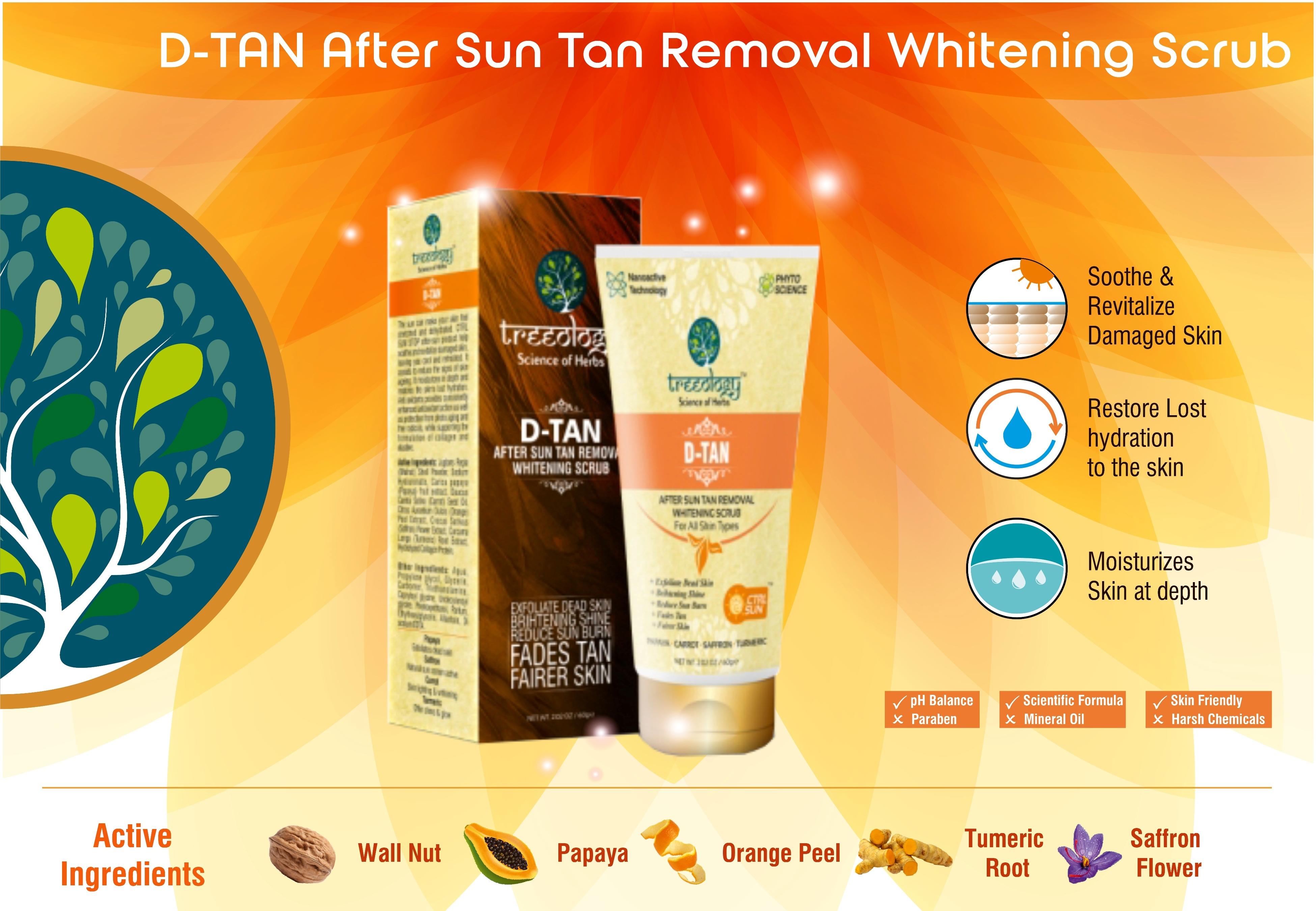 Herbal Tan Removal Scrub