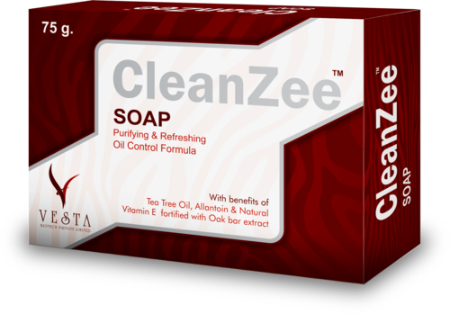 Cleanzee Acne And Fairness Soap