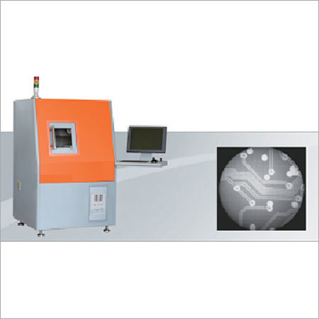 Real-Time Imaging X-Ray Inspection System