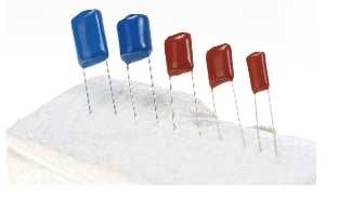 PLAIN POLYESTER INDUCTIVE FILM CAPACITORS