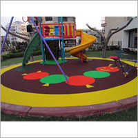 Kids Play EPDM Flooring