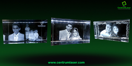 Personalized picture cube