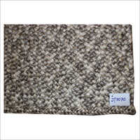 Chunky Soft Braided Rectangle Rug