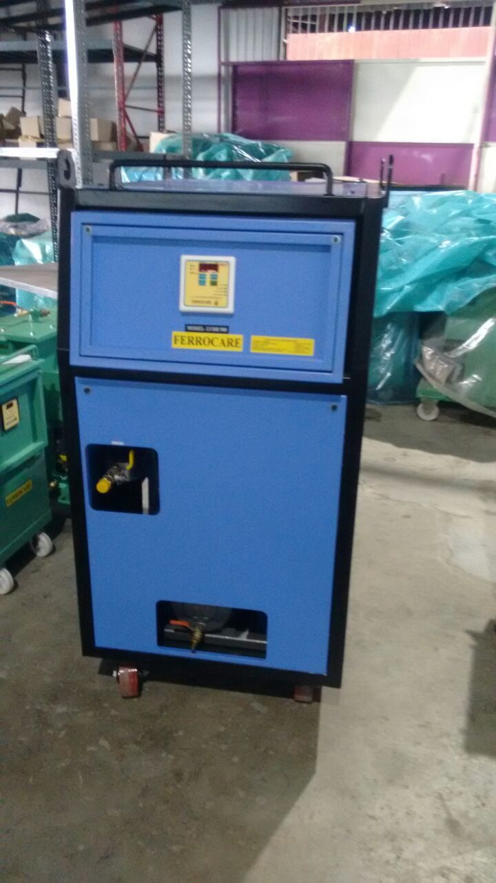 Hydraulic and Lubrication Oil Filtration System