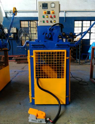 Semi Automatic Chain Link Machine