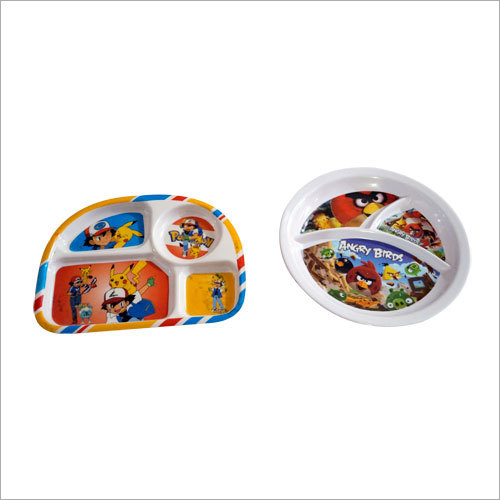 Designer kids Dinner Plate